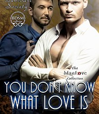 Now on Kindle and other sites: You Don't Know What Love Is (Suncoast Society)
