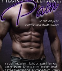 The Passion, Pleasure, Pain benefit anthology is now available for pre-order on Amazon and elsewhere.