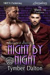 Now on Kindle: Night by Night (Suncoast Society) writing as Tymber Dalton