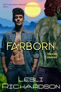 Release Day: Farborn (Maxim Colonies 2)