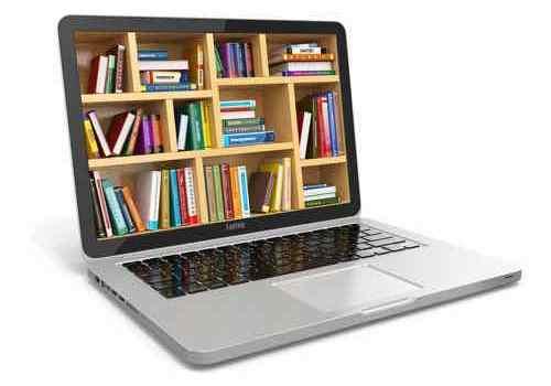 Library e-book availability.