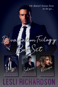 Release Day: Devastation Trilogy Box Set