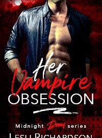 Release Day! Her Vampire Obsession (Midnight Doms)
