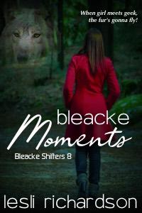 Bleacke Moments (Bleacke Shifters 8)