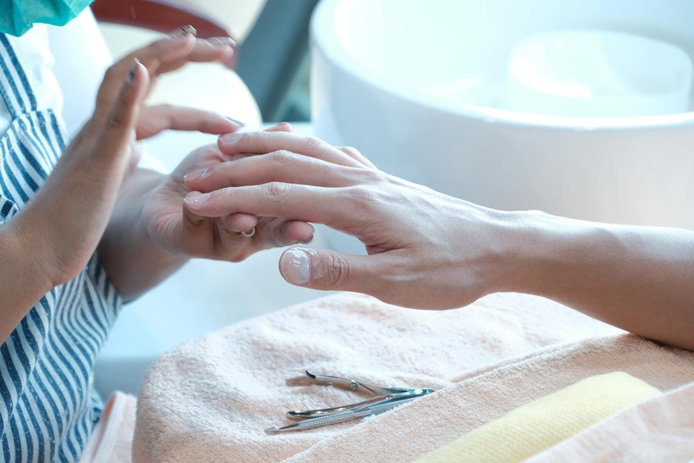 Tyme Spa Male Manicure