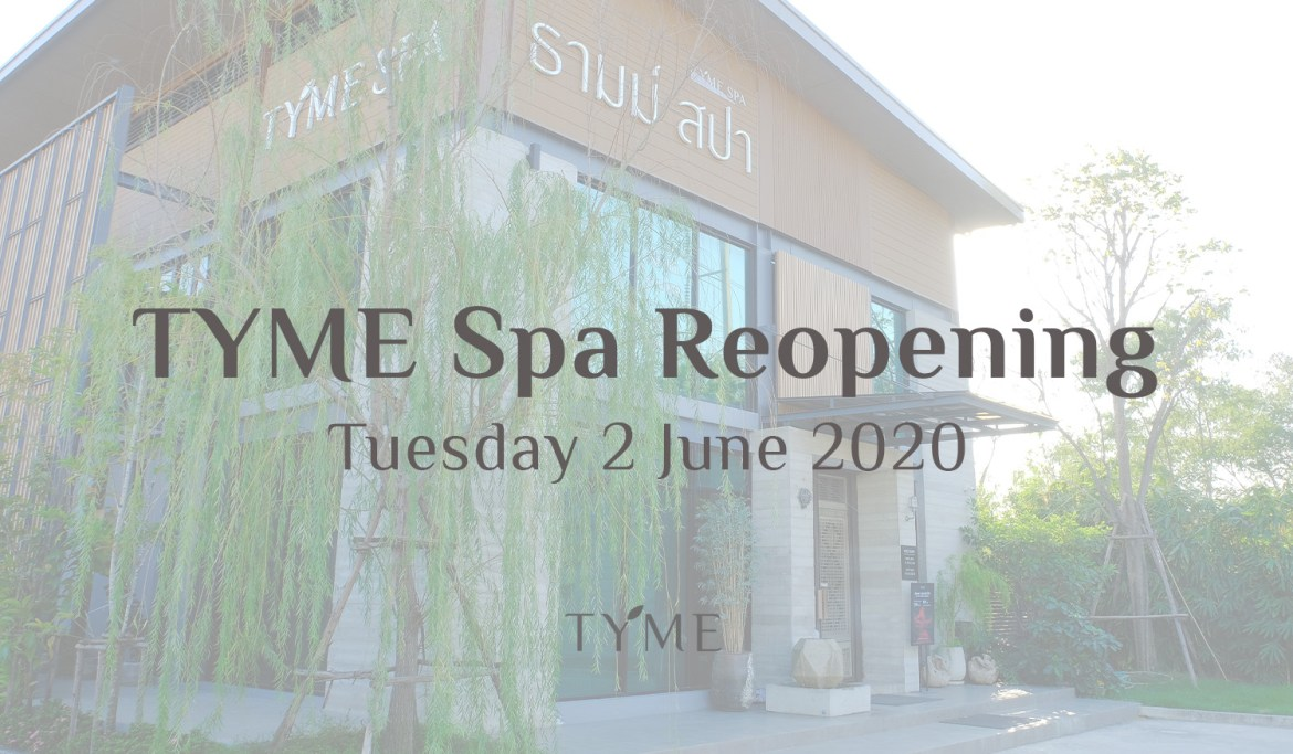 Tyme Spa Early Bird Promotion