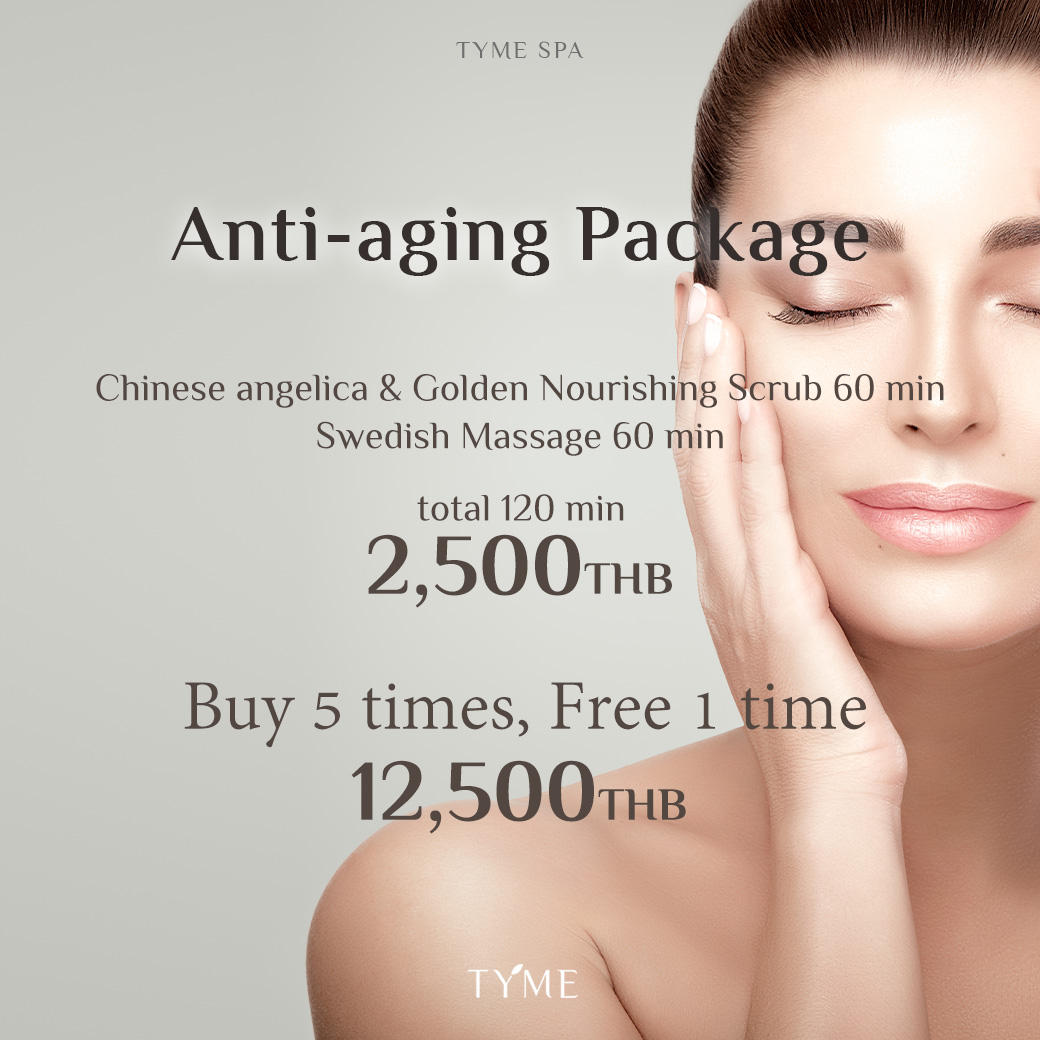 Anti Aging Promotion