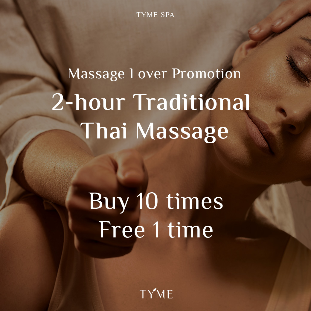 Thai Massage Promotion