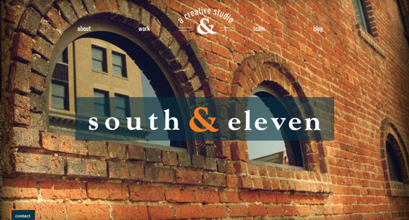 south & eleven