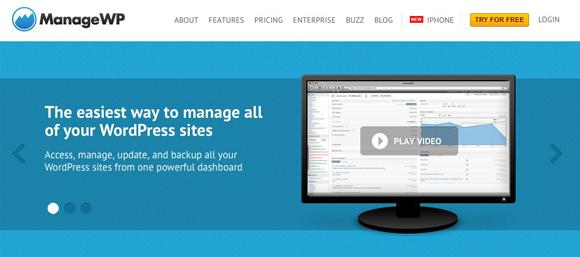 จัดการ WordPress ไซต์-from-One-แผงควบคุม 580-2