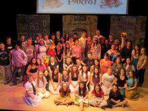 Panto Cast 2013