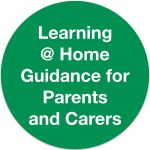 access the learning at home guidance for parents and carers