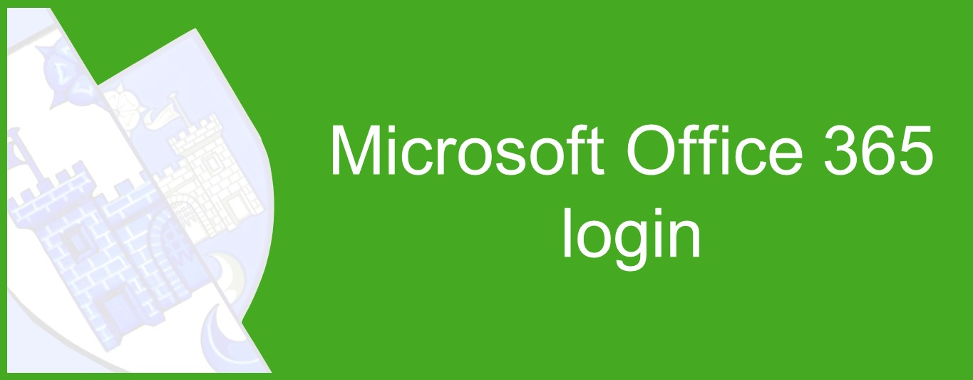 Log in to Microsoft Office 365 learning tools