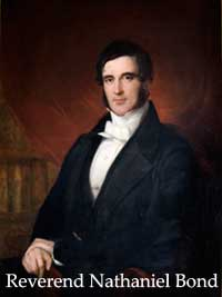 Reverend Nathanial Bond