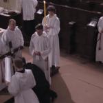 Liturgia ku Czci Męki Pańskiej 25 marca 2016