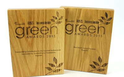 Scottish Green Awards Judge