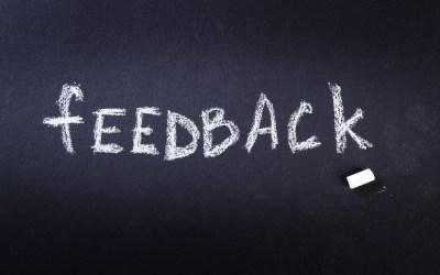 Le feedback comme clef de motivation