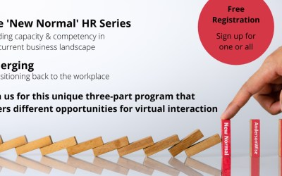 The New Normal HR Series: Emerging Part 3: Competency-building