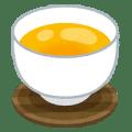 いろいろな色のお茶のイラスト
