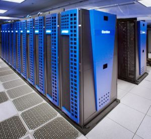 picture of super computer