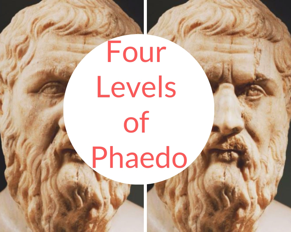 four levels of phaedo