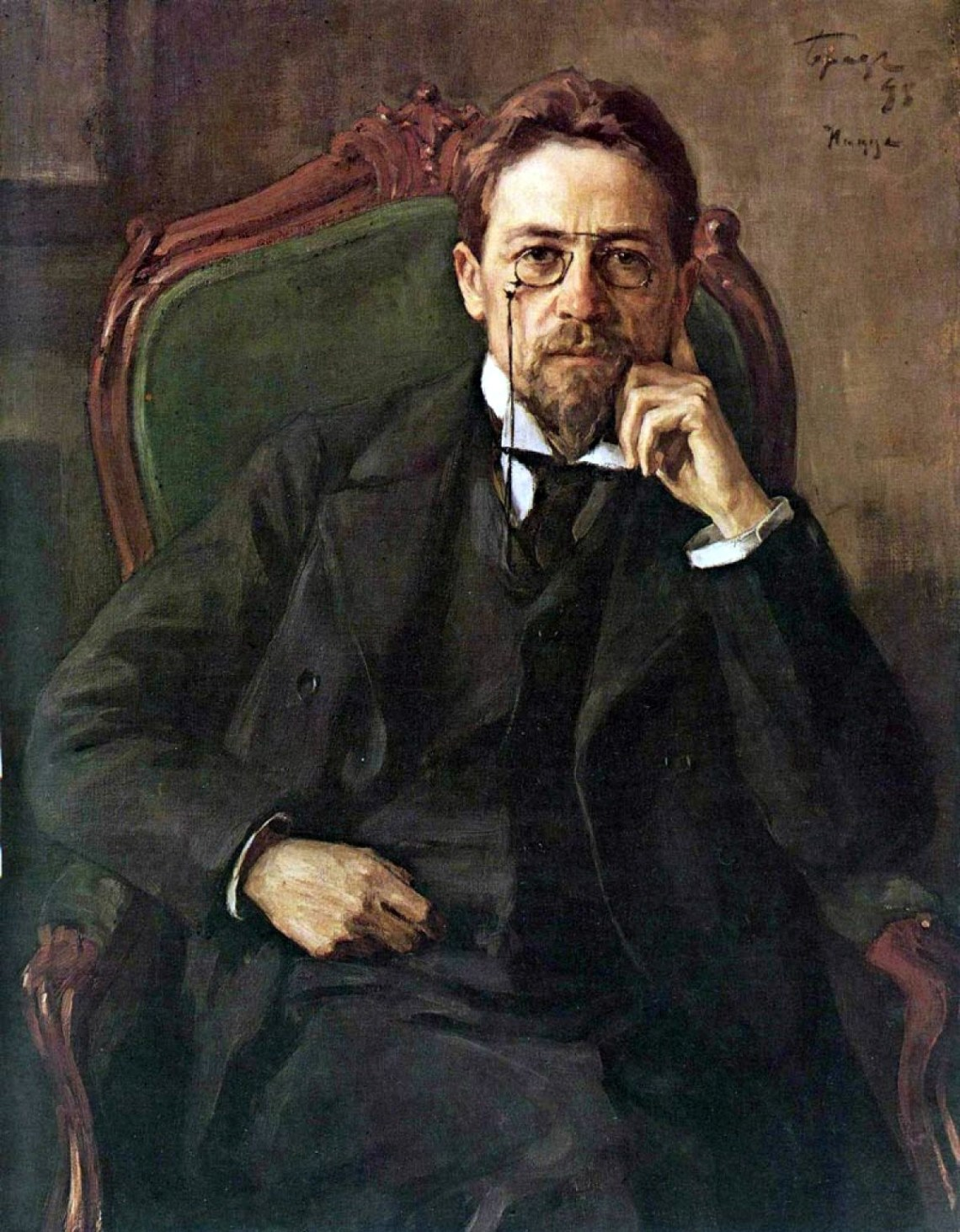 Anton Chekhov writer of Story Who Was to Blame