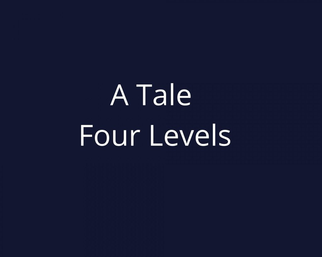 a tale four levels