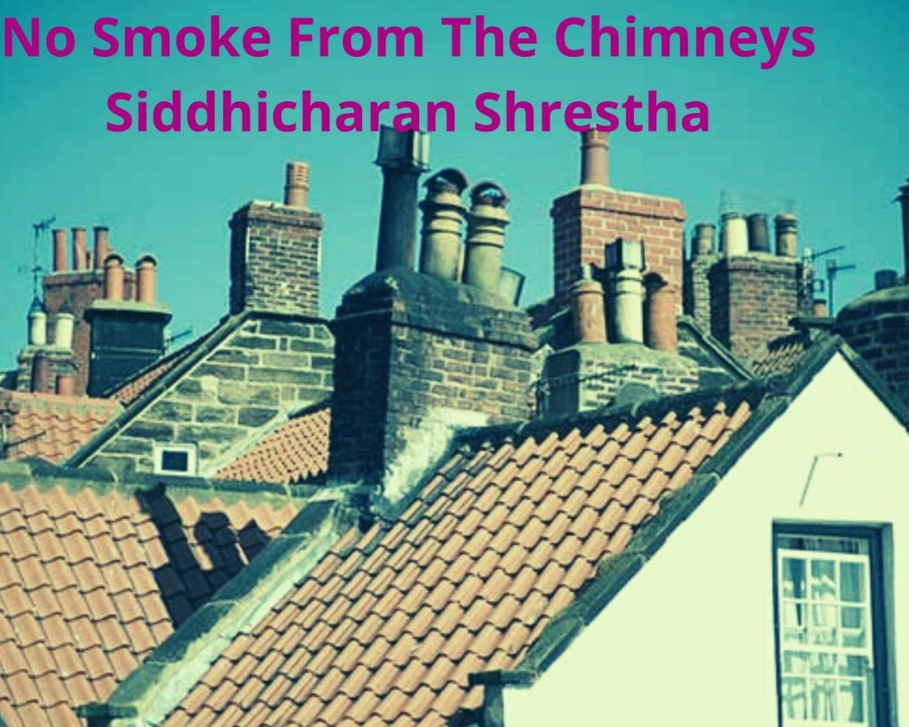 no smoke from the chimneys four levels