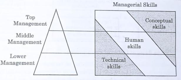 managerial skills or management skills