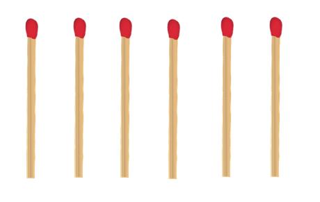 6 match stick problem