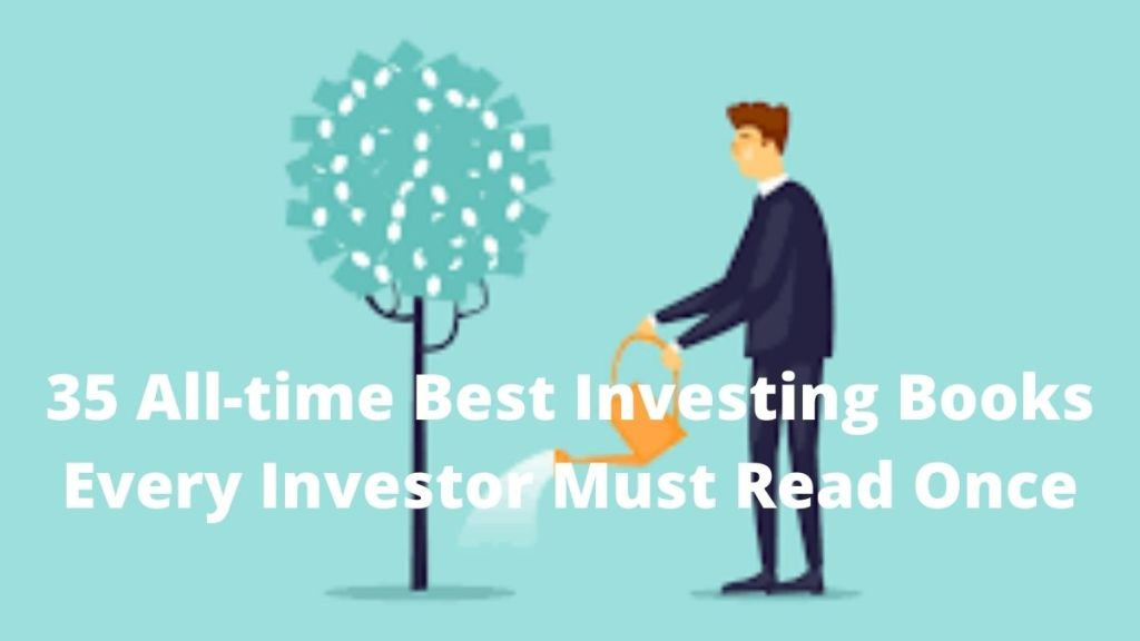 35 All-time Best Investing Books