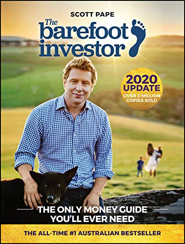 The Barefoot Investor one of investing books