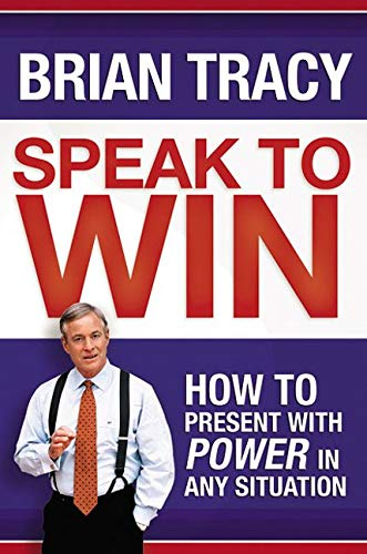 speak to win one of public speaking books