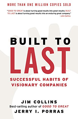 Built to Last one of business books