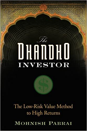 The Dhandho Investor: one of investing books