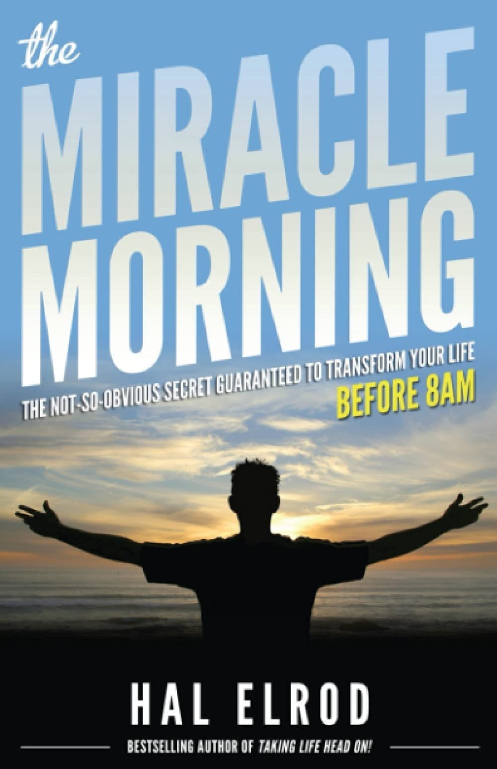 The Miracle Morning one of best self improvement books