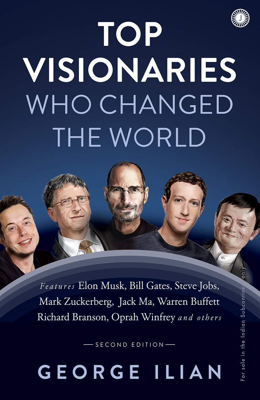 top visionaries who changed the world one of motivational books