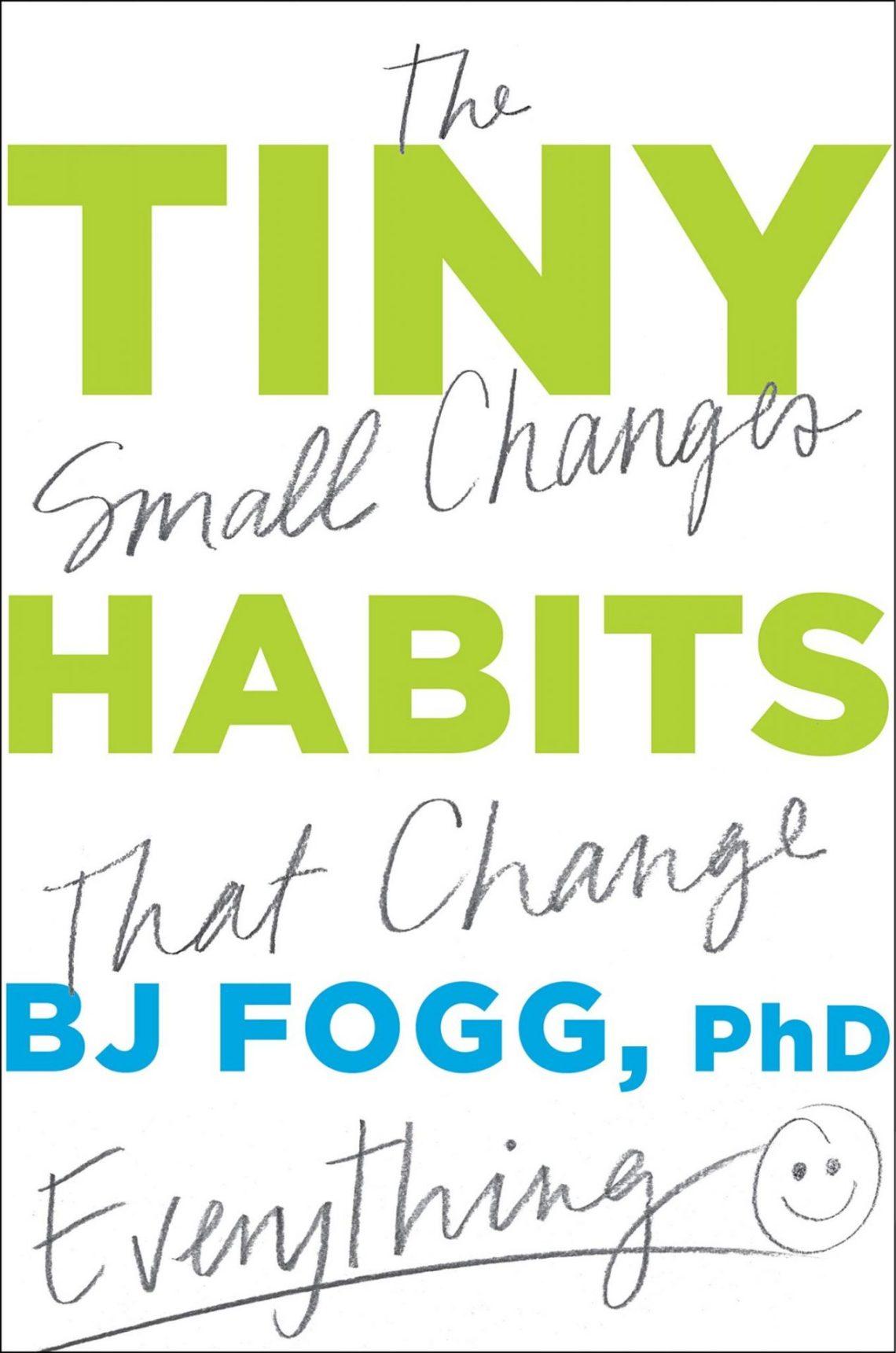 tiny habits one of motivational books