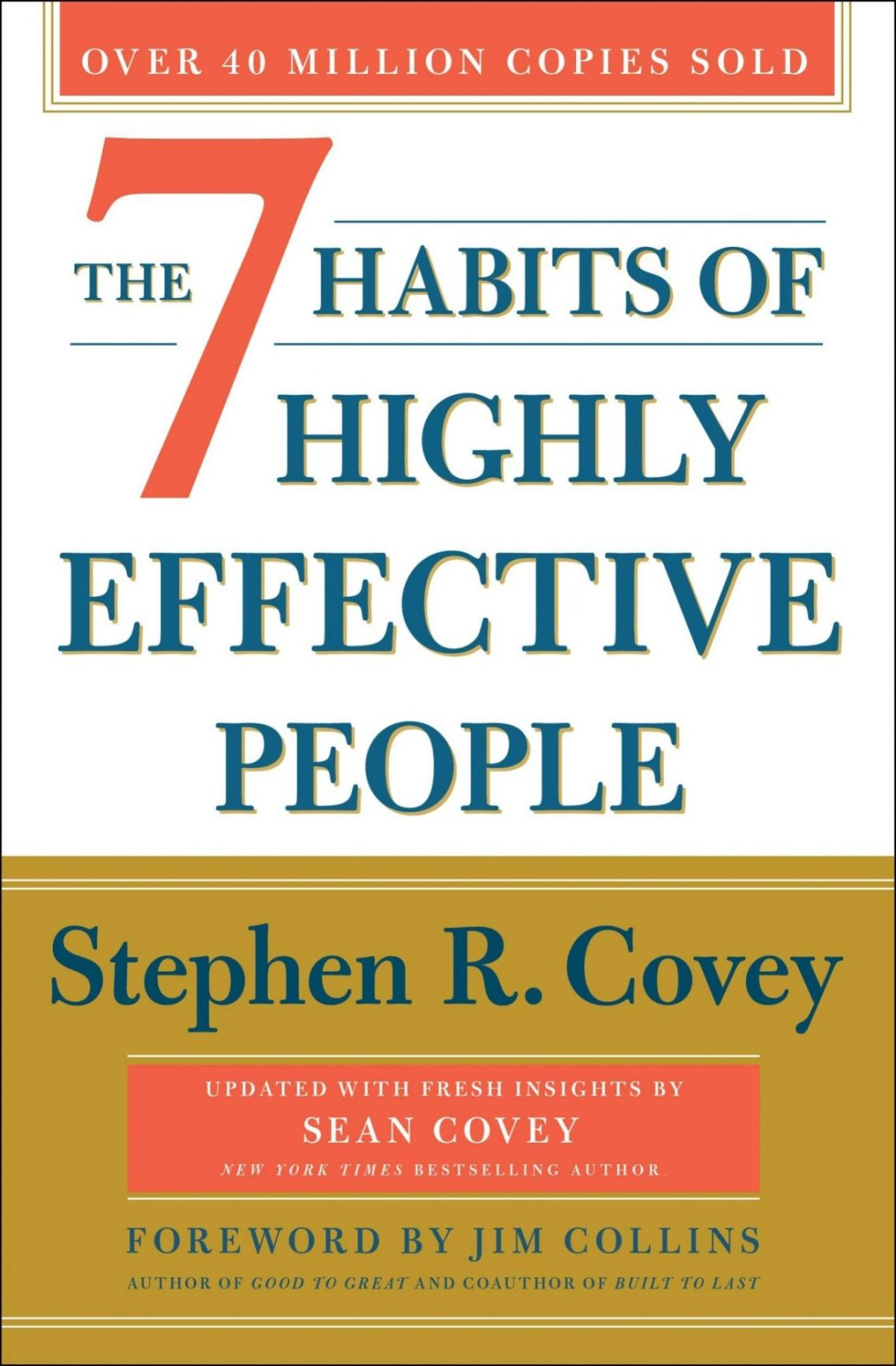 7 habits of highly effective people one on best leadership books