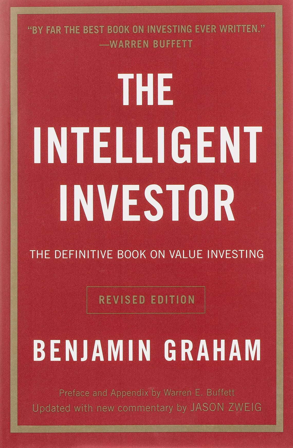 The Intelligent Investor one of investing books