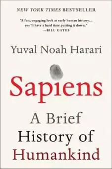 Sapiens one of spiritual books