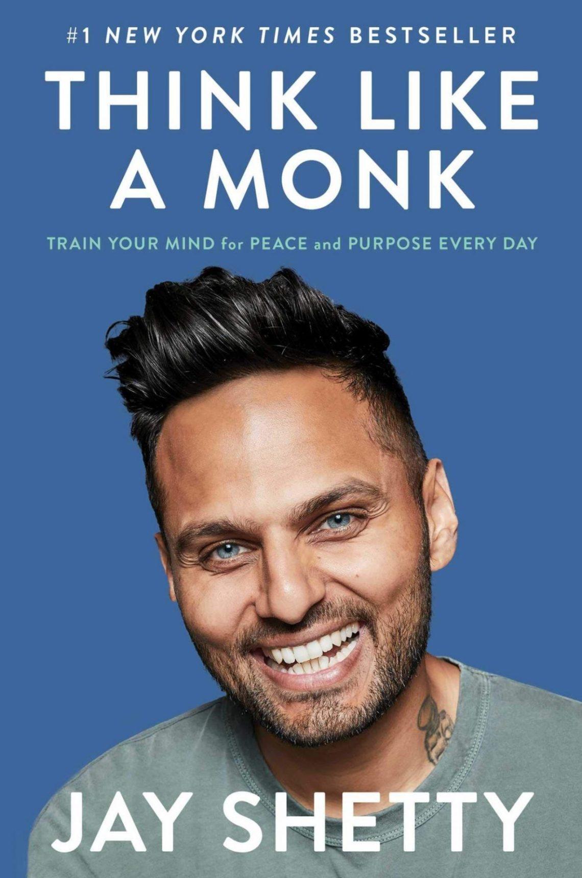 Think Like A Monk one of spiritual books