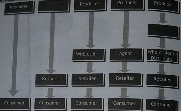 distribution channel for consumer products