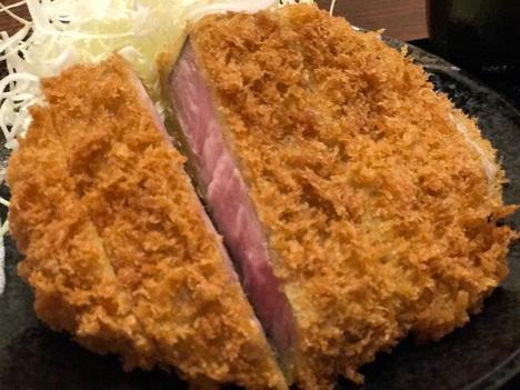 熟成肉とんかつ上尾キセキ食堂キセキとんかつ定食