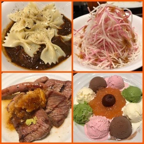 IMG 7332 thumbnail2 - ビーフラッシュ(埼玉県春日部市)【大食い】ビーフシチューやステーキが時間無制限で食べ放題【スイーツも】