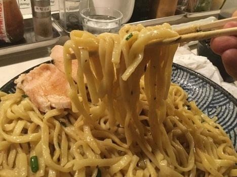 油そば渡邉特注∞インフィニティ麺リフト