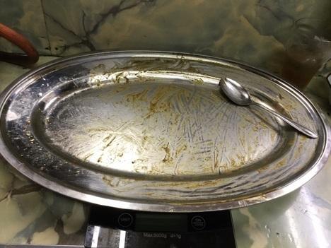 足利たぬきデカ盛りカレー完食