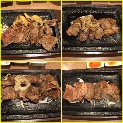 ステーキガスト新潟山木戸店食べ放題ステーキおかわり