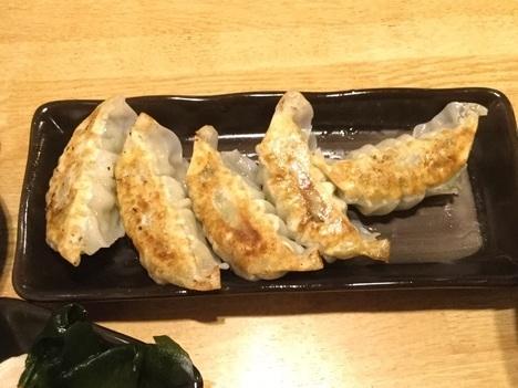 桐生もん吉クーポン餃子