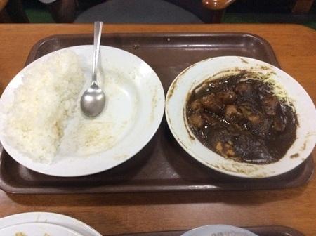 渋川叶食堂特盛り二つシェア